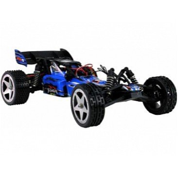 ALEKO RCC66959BLUE 2.4G Brushed Electric Powered Off-Road Buggy (1:12 Scale)