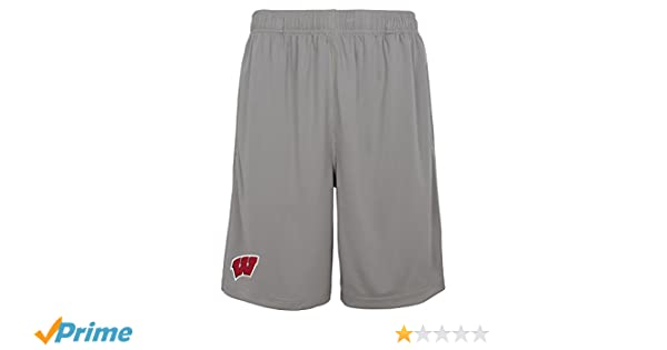NCAA by Outerstuff NCAA Houston Cougars Mens Playmaker Basic Performance Short Mens X-Large Charcoal Grey