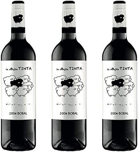 Obejita Vino Tinto - 3 botellas x 750ml - total: 2250 ml: Amazon ...
