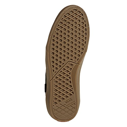 Black Shoe White Men's Vans Pro Gum Gilbert Crockett High Skateboarding Ankle 8qZ0xzaw