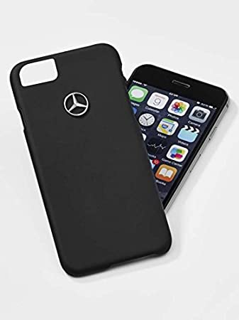 Mercedes Benz Handy Case Iphone 7 Black Amazon Co Uk Car Motorbike