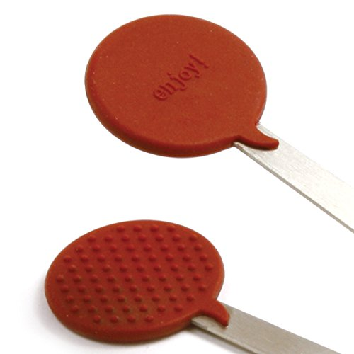NORPRO 1979D Enjoy Mini Tong Stainless Steel Silicone, Pick From - Brands Palladium In