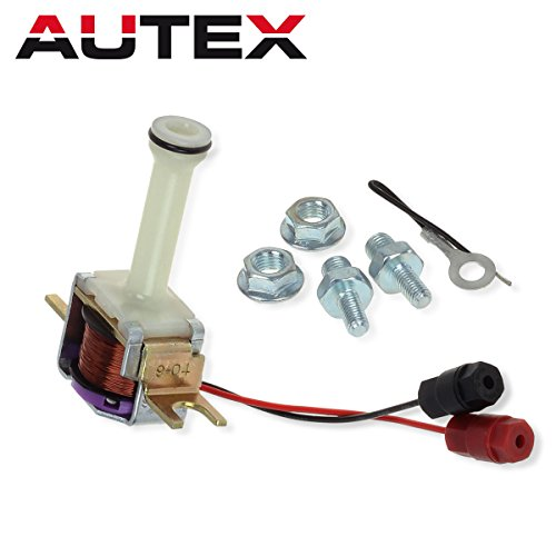 AUTEX 4L60E 4L60 2004R 700R4 Transmission TCC Lock Up Solenoid (Tcc Solenoid)