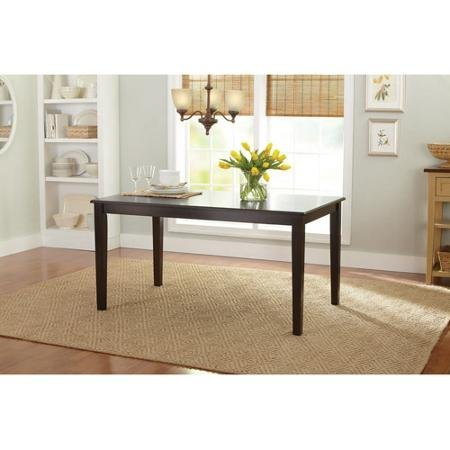 Better Homes and Gardens Bankston Dining Table, Mocha by BLOSSOMZ