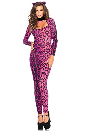 Leg Avenue Women's Pretty Pink Pussycat, ()