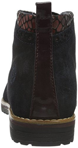 Navy V6936pr3 423 Ankle Women's Boots Blue Bugatti UXnq6RwW