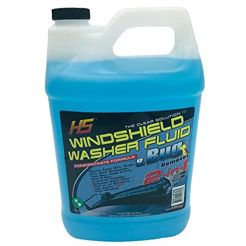 HS 29.606 Bug Wash Windshield Washer Fluid