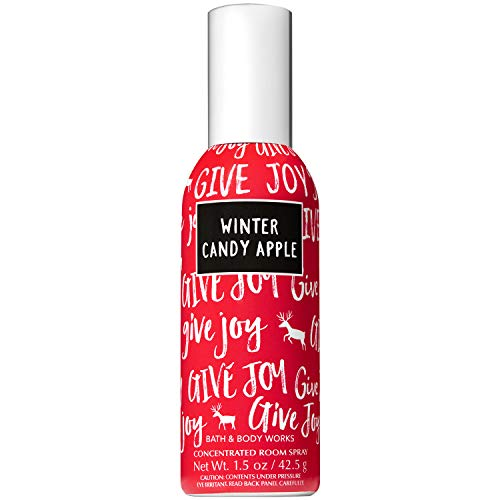 Bath and Body Works Winter Candy Apple Concentrated Room Spray 1.5 Ounce (2018 Holiday Edition)