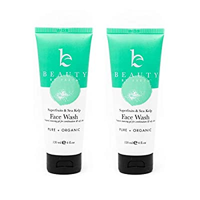 Face Wash from Beauty by Earth