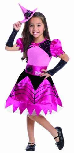Toy Story 2 Barbie Costume (Barbie Witch Costume, Toddler 1-2)