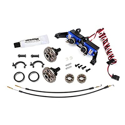 Traxxas Front/Rear Locking Differential (Assembled): Toys & Games