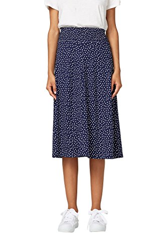 Jupe Navy Femme 400 Esprit edc Multicolore by RwHE8fRAq