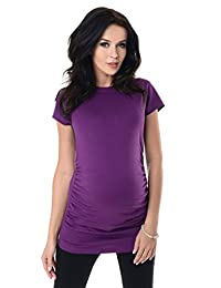 Purpless Maternity 100% Cotton Pregnancy T-shirt 5025