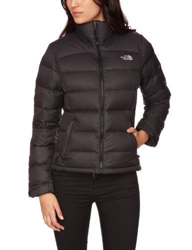 The North Face Women's Nuptse 2 Jacket TNF Black Large