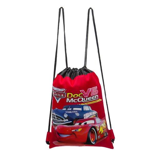 Strings Cars Disney (Disney Cars Red Drawstring Bag)