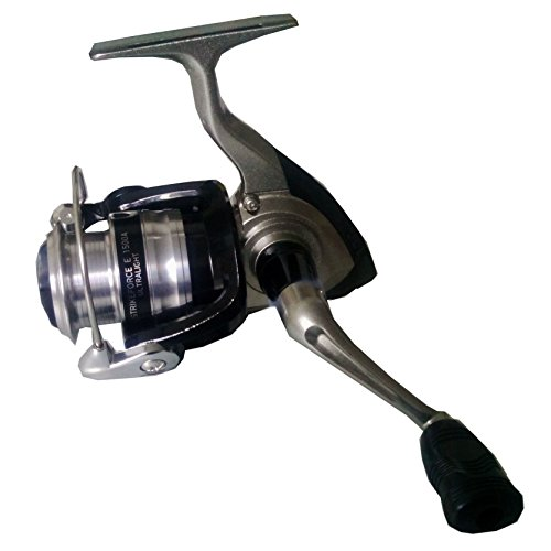 Daiwa Strikeforce E 2000A Ultralight, Spinnrolle mit Frontbremse
