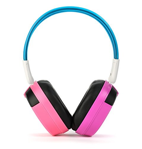 (Bravo View IH-04A - Kid-Friendly Automotive IR Wireless Headphones (Single Source) )