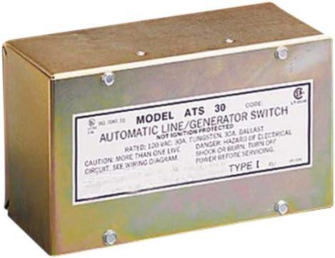 outdoor generator transfer switches amazon com rh amazon com Light Switch Wiring Diagram Schematic Circuit Diagram