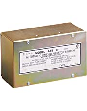 Parallax Power Supply ATS301 30 Amp 120V Automatic Line/Generator Switch
