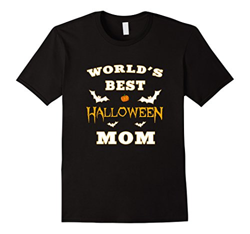 Mens World's Best Halloween Mom vintage gift t-shirt XL Black - Best Halloween Costumes College Students