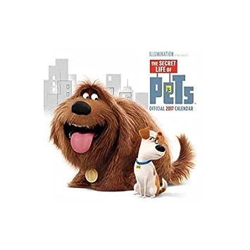 Calendario 2017 Comme Des Betes - Pets Secrets Life - Max ...