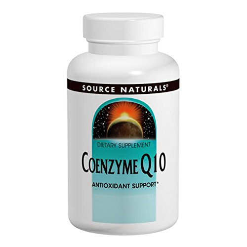 Source Naturals Coenzyme Q10 100mg With BioPerine - 60 Softgels by Source Naturals