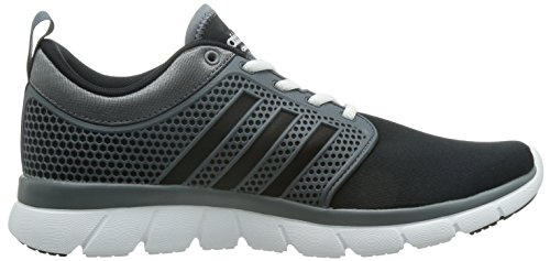 Black Shoes Groove Cloudfoam Black Neo Trainers Running adidas Mens qEwPW0xYqF