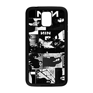 DAZHAHUI Nin Brand New And Custom Hard Case Cover Protector For Samsung Galaxy S5