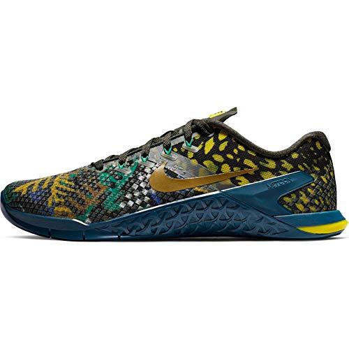 Nike Men's Metcon 4 XD Training Shoe Sequoia/Desert Moss/Nightshade Size 12 M US