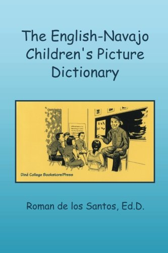Navajo Bear - The English-Navajo Children's Picture Dictionary