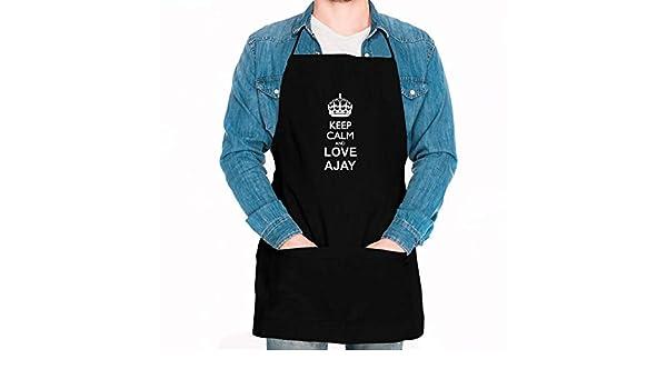 Idakoos Keep Calm and Love Feivel Boy T-Shirt