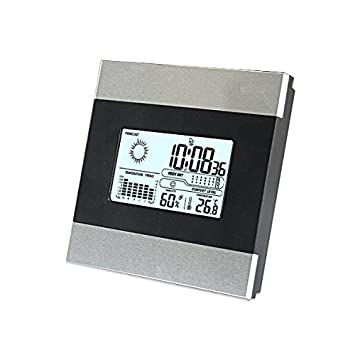 Global Brands Online LCD Digital Table Alarm Reloj ...