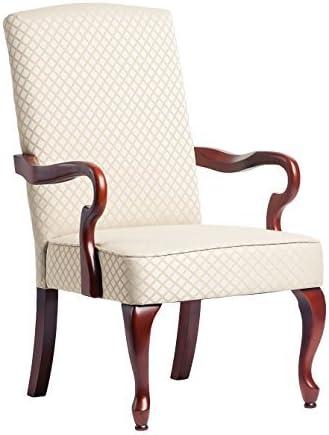 Comfort Pointe Derby Goose Neck Accent Chair