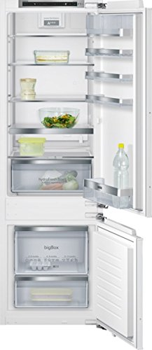 Siemens KI87SAD40 iQ500 Einbau-Kühl-Gefrier-Kombination / A+++ / Kühlen: 208 L / Gefrieren: 61 L / SuperFreezing / SuperCooling / Flachschanier