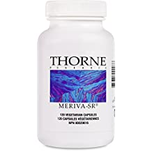 Thorne Research - Meriva-SR - Sustained Release Curcumin Phytosome Supplement - 120 Capsules