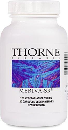 THORNE Meriva-SR (150 mg - 120 V-Caps)