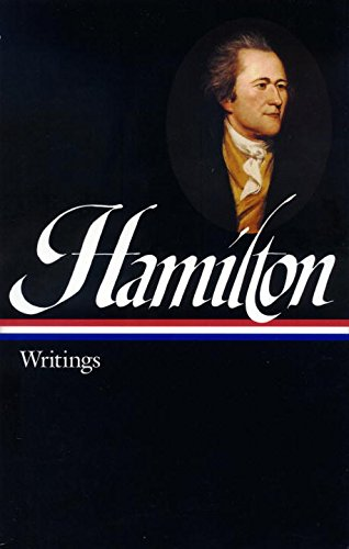 Alexander Hamilton Writings Library America product image