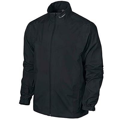 Nike Men's Storm-FIT Rain Golf Soft Shell Jacket - Black