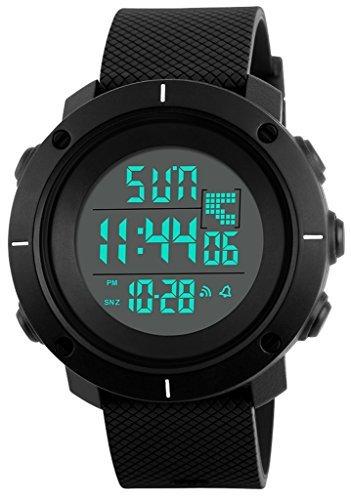 Boys Digital Watch -Kids Sports Waterproof Outdoor Watch with Alarm Stopwatch Wrist Watches for Childrens