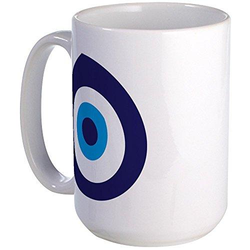 Cafepress Cafepress Evil Eye Large Mug Coffee Mug