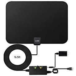 Amplified HD Digital TV Antenna,Skywire ...