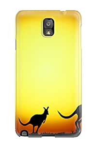 2015 ORACIXWH7I4OMHQ8 Awesome Case Cover/galaxy Note 3 Defender Case Cover(animal)