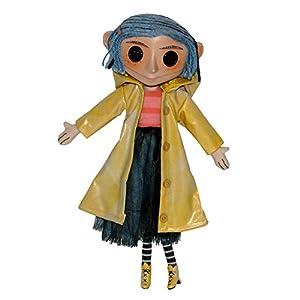 """NECA Coraline Doll, 9"""" - 41oo NQ7mrL - NECA Coraline Prop Replica 10″ Doll"""