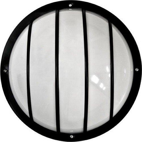 DABMAR Lighting W8314-B Polycarbonate Surface Mounted Wal...
