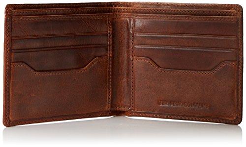 Pull FRYE Men's Billfold Antique Cognac FRYE Up Logan Wallet Men's xXWBdUd
