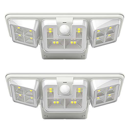 16 Led Motion Sensor Outdoor Lights