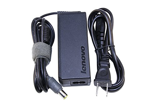 Lenovo Thinkpad 65W Laptop Charger Adapter Power Cord for T400 T410 T420 T420S T430 T430s T430u T500 T510 T520 T530 T60 T61 X120e X130e X131e X140e X200 X201 X220 X220T X230 X230t X300 X60 X61 (T420 Charger Laptop Lenovo)