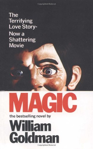 Book cover from Magic by William Goldman