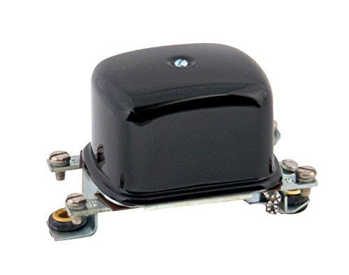 ACCEL 201107 Black Electro Mechanical Voltage Regulator