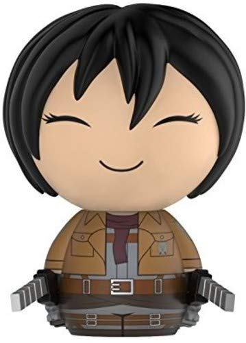 Funko- Attack on Titan Mikasa Dorbz, Multicolor (24537)